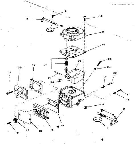 Onan Carb Diagram by 5500 Onan Engine Parts Breakdown Downloaddescargar