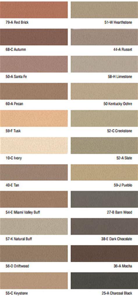 mortar colors 2 best images of mortar color chart true tone mortar