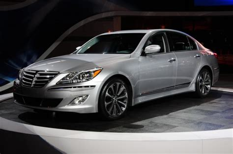 Hyundai Genesis Horsepower by The 429 Horsepower 2012 Hyundai Genesis R Spec Sedan