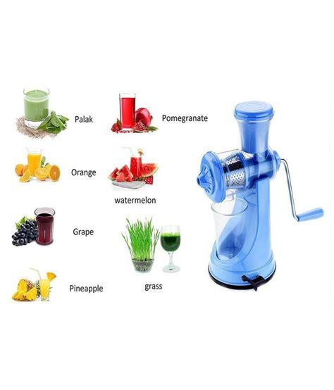 juicer manual arni hand light