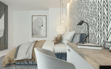 chambre ultra moderne chambre pour enfant avec déco sophistiquée en 46 exemples