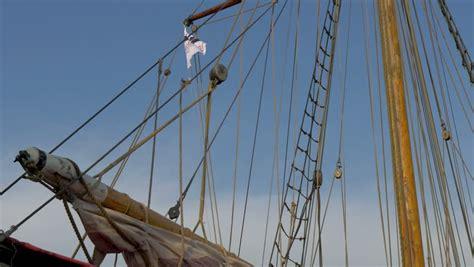 Viking Boat Flags by Raising Of The Big Viking Flag Ready To Sail The Viking