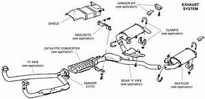 Impala Exhaust System Diagram