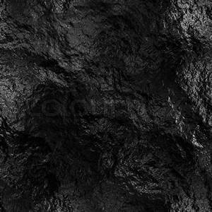 The black wall seamless texture | Stock Photo | Colourbox