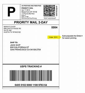 How to customize usps domestic shipping labels for How to purchase a shipping label