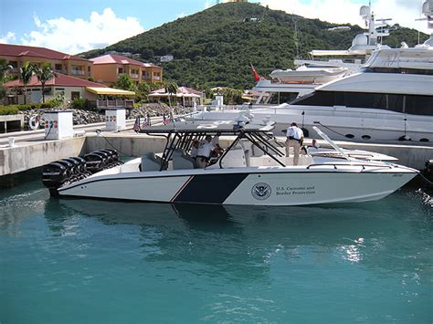 Tow Boat Us St Thomas by U S Customs Coast Guard Testing Training In County