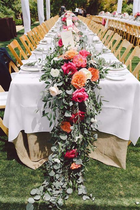 la jolla real wedding aristo one day floral centerpieces centerpieces