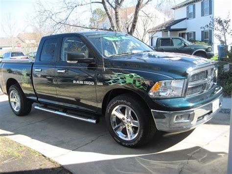 Buy Used 2011 Dodge Ram 1500 With 5.7 Hemi Engine In