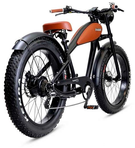 Tiquattro EB 250W 500W Cafe Racer in 2020 | Electric bike ...