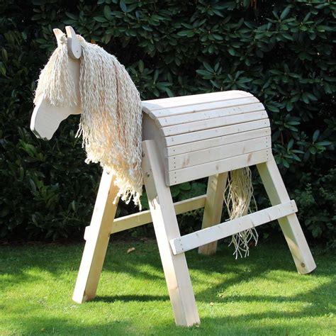 holzpferd princess bausatz geschenkideen wooden horse