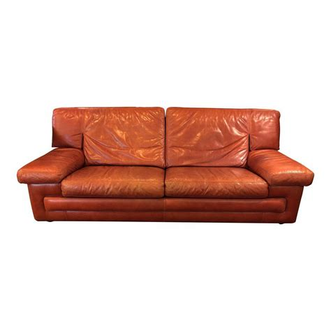 Roche Bobois Leather Sofa by Roche Bobois Vintage Leather Sofa Original Price