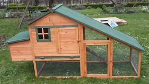 Cabane Pour Poule : taille cabane a poule jardin piscine et cabane ~ Melissatoandfro.com Idées de Décoration