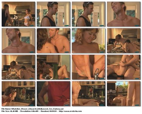 Free Preview Of Flower Edwards Naked In Hollywood Sex