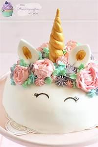 Torte Für Geburtstag : miss blueberrymuffin 39 s kitchen einfache einhorn torte dekorieren mit coppenrath wiese ~ Frokenaadalensverden.com Haus und Dekorationen