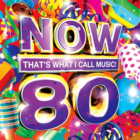 It's a lot easier to make. NowMusic - The Home Of Hit Music NOW That's What I Call Music! 80 - NowMusic - The Home Of Hit Music