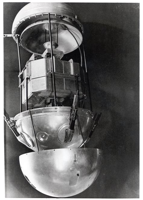 60th Anniversary of Sputnik 1, the World's First Man-made Earth-orbiting Satellite | The Lyncean ...