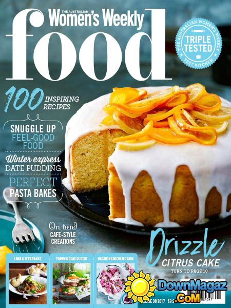magazine cuisine the australian 39 s weekly food issue 30 2017