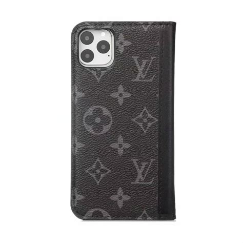 louis vuitton leather wallet phone case  iphone  pro   phone swag