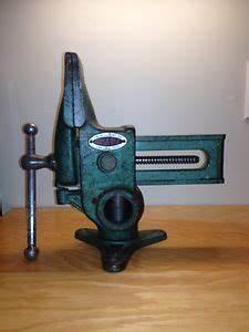 Vintage will burt versa-vise woodworking blacksmithing