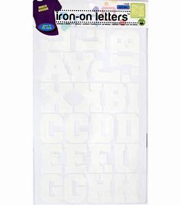 dritz soft flock iron on letters glow in the dark letters With soft flock iron on letters