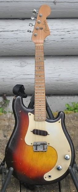 fender mandocaster electric mandolin  reverb