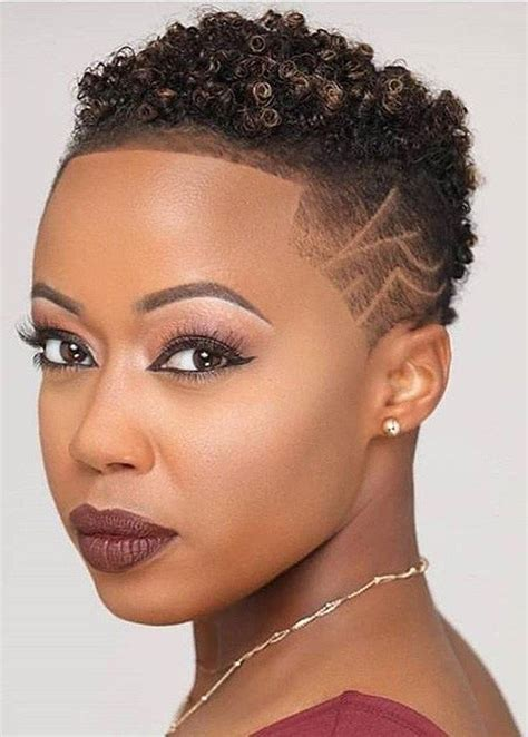 top short hairstyles  black women