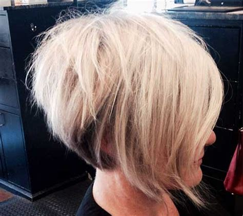 unique layered bob hairstyles     short