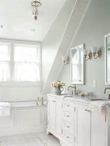 white bathroom designs white bathroom design ideas slanted ceiling tile flooring and white cupboards