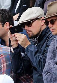 Leonardo DiCaprio BlackBerry