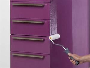 Repeindre Un Meuble Sans Poncer : r nover un meuble laqu relooker meubles ~ Dailycaller-alerts.com Idées de Décoration