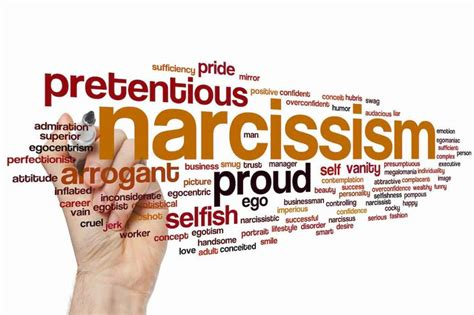 feel confidence the line between pride and narcissism the
