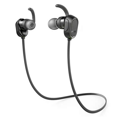 Anker Wireless Earbuds by Anker Soundbuds Sport Bluetooth Headphone