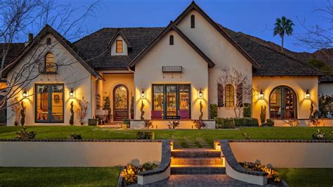 French Country Architecture Style, Charming Homes With