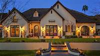 french country style homes French Country Architecture Style, Charming Homes with ...