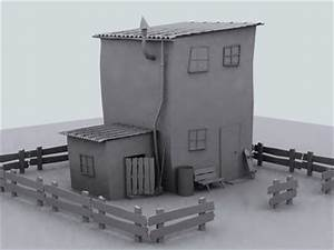 outdoor architectural 3--- Outdoor Scene 3D Model Download ...