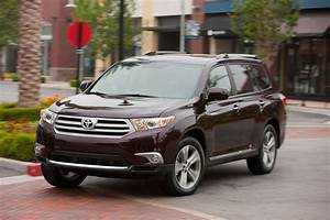 2013 Toyota Highlander Reviews And Rating Motortrend