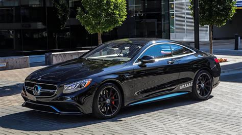 2015 S63 Amg Coupe by 2015 Mercedes S63 Amg Coupe A Closer Look