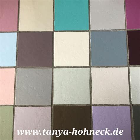 Küche Fliesen Streichen by Fliesen Streichen Autentico Chalk Paint Kreidefarbe Und