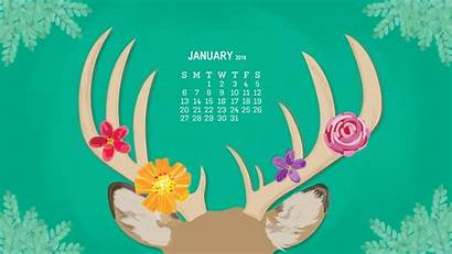 Calendar Desktop February Wallpapers January Monthly November