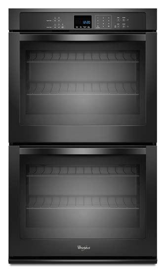 10 cu. ft. Double Wall Oven with extra large oven window