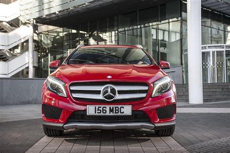 mercedes gla  cdi amg   review  car magazine