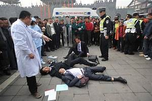 Chinese interviewees get drunk for job spot | Absolutely ...