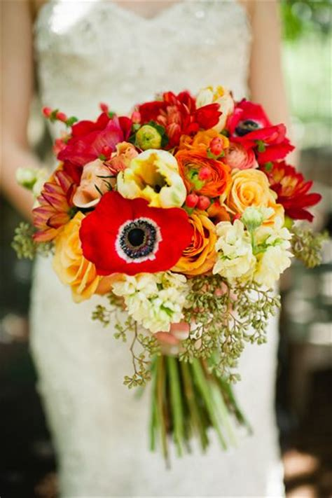 51 Best Wedding Colors That Go With Red Images On