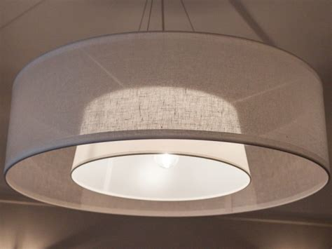 plafonnier de chambre suspension luminaire cuisine design suspension tissu