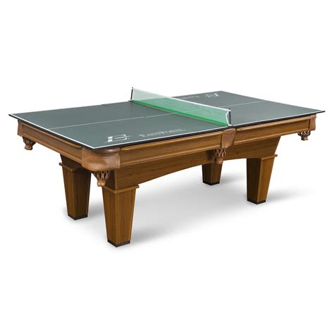 7ft pool table with table tennis top sinclair billiard table with table tennis top