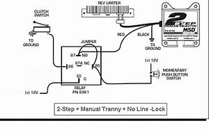 Msd Nitrou Wiring Diagram