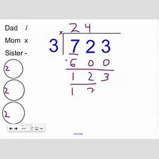Long Division (3 Digit By 1 Digit) Youtube