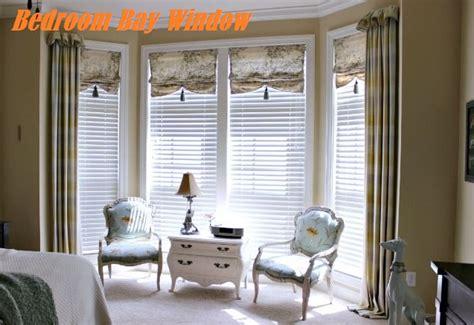 Bow Window Treatments by Bay Window Treatments