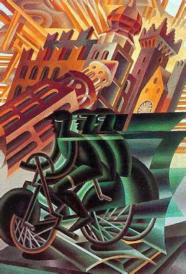 Italienischer Futurismus Von 1945