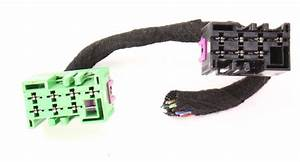 Rear Heated Seat Wiring Harness Pigtail 02